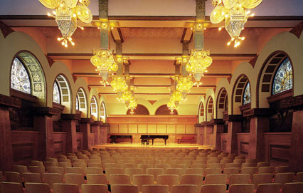 Featured Composer at Chicago Electroacoustic Festival