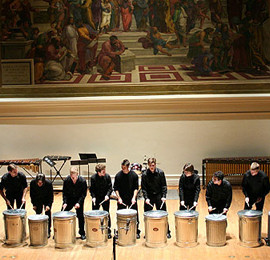 10th Anniversary Commission and Recording: UVA Percussion Ensemble